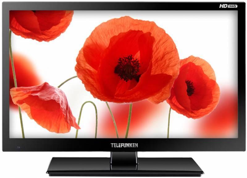 """Телевизор LED 15.6"""" Telefunken TF-LED15S31 черный - фото 1"""