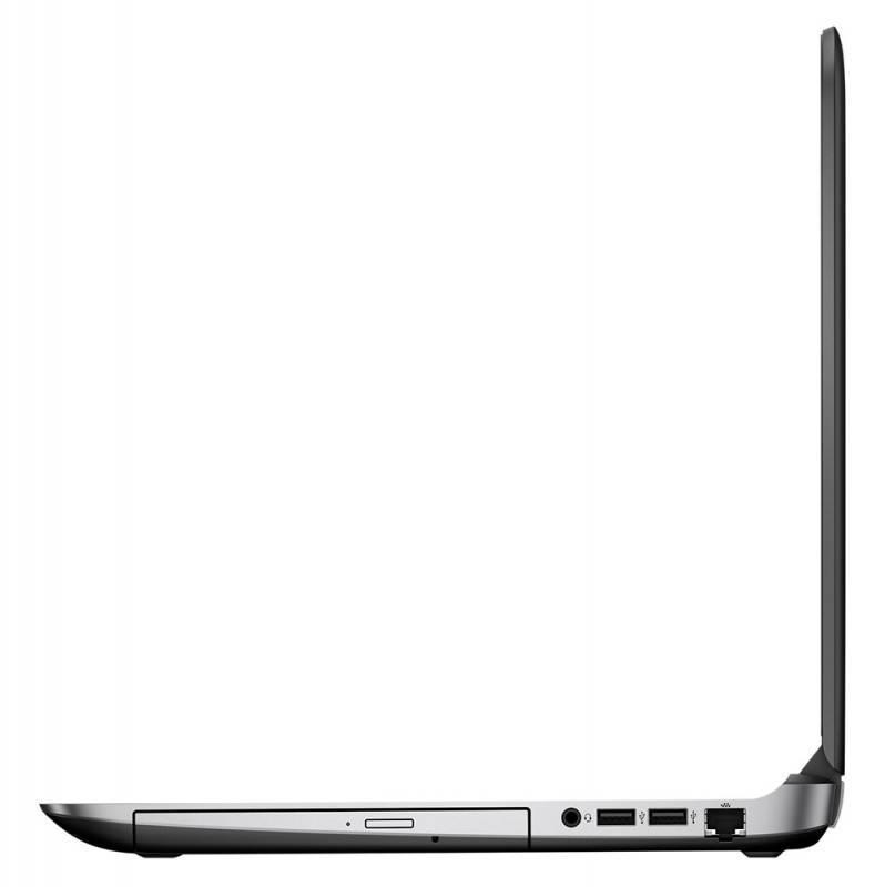 """Ноутбук 15.6"""" HP ProBook 450 G3 черный - фото 2"""