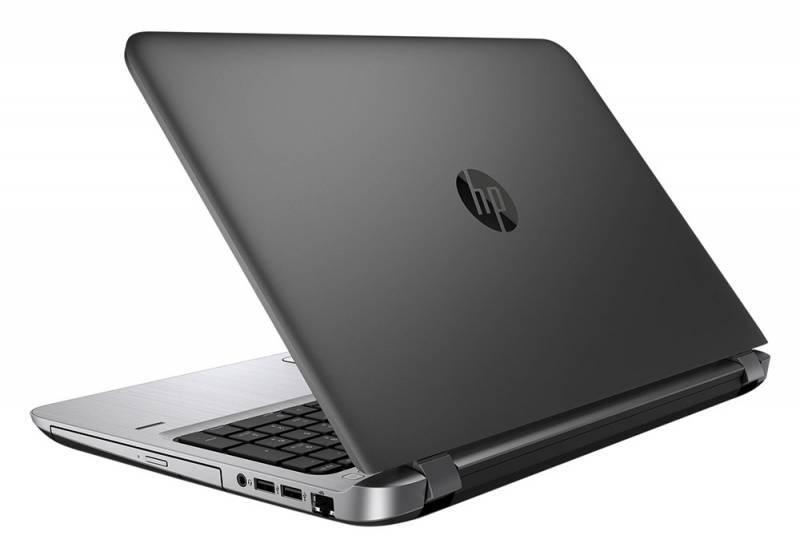 """Ноутбук 15.6"""" HP ProBook 450 G3 черный - фото 7"""