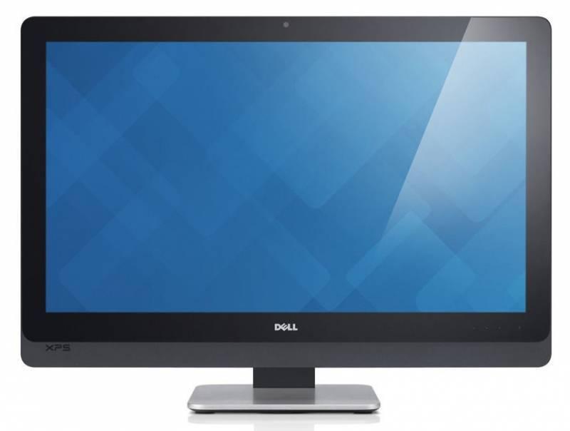 "Моноблок 27"" Dell XPS One 2720 серебристый/черный - фото 1"