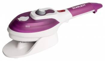 Отпариватель Scarlett SC-SB23201 фиолетовый / белый