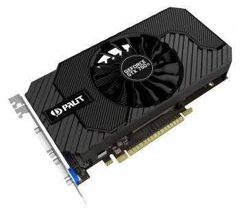 Видеокарта Palit GeForce GTX 750 Ti StormX OC 2048 МБ