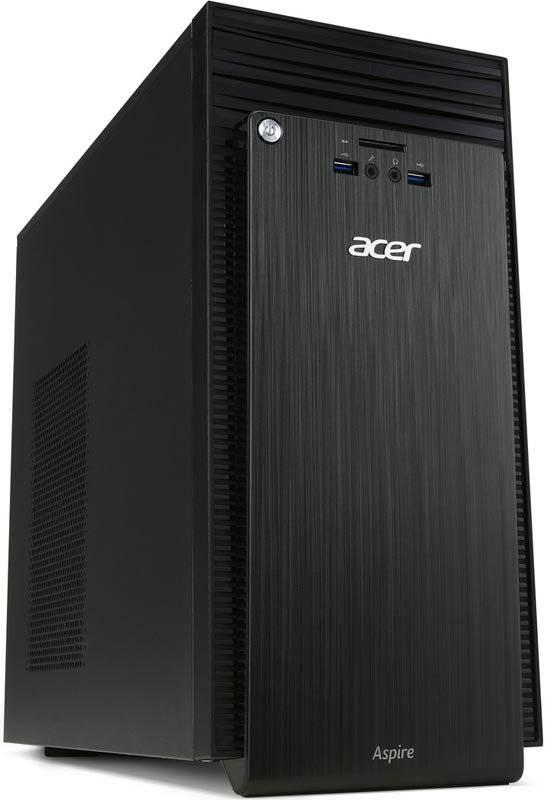 Системный блок Acer Aspire TC-215 черный - фото 3