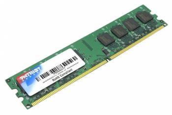 Модуль памяти DIMM DDR2 4Gb Patriot (PSD24G8002)