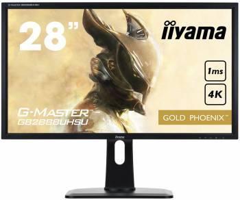 Монитор 28 Iiyama GB2888UHSU-B1 черный