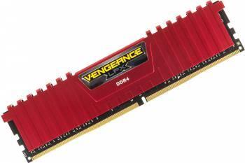 Модуль памяти DIMM DDR4 4Gb Corsair (CMK4GX4M1A2400C16R)