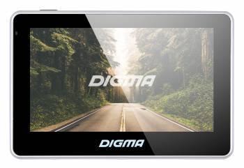 GPS-навигатор Digma ALLDRIVE 400 4.3 черный