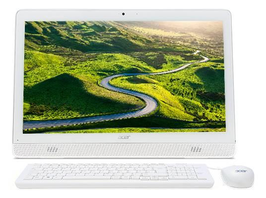 "Моноблок 19.5"" Acer Aspire Z1-612 белый - фото 1"