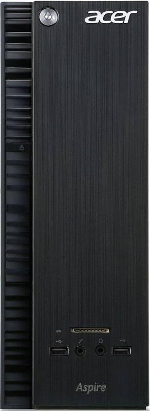 Системный блок Acer Aspire XC-704 черный - фото 2