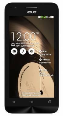 Смартфон Asus ZC451TG Zenfone Go розовый, встроенная память 8Gb, дисплей 4.5 854x480, Android 5.1, камера 5Mpix, поддержка 3G, 2Sim, WiFi, BT, GPS, FM радио, microSDXC до 64Gb (90AZ00S5-M00060)