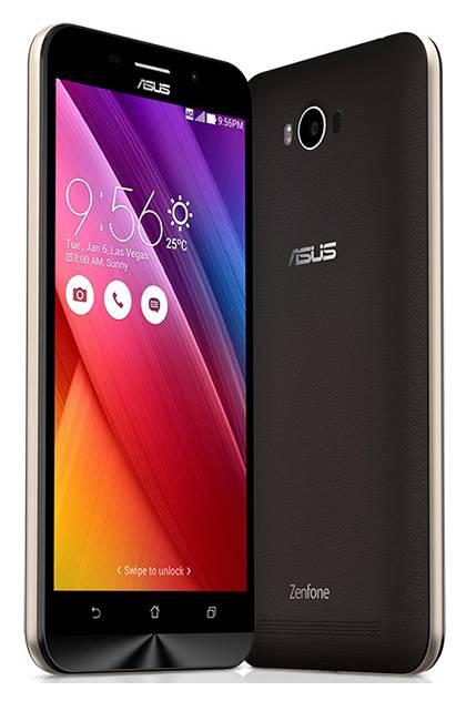 Смартфон Asus ZenFone Max ZC550KL 16ГБ черный - фото 1