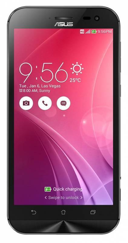 Смартфон Asus ZenFone Zoom ZX551ML 128ГБ черный - фото 1