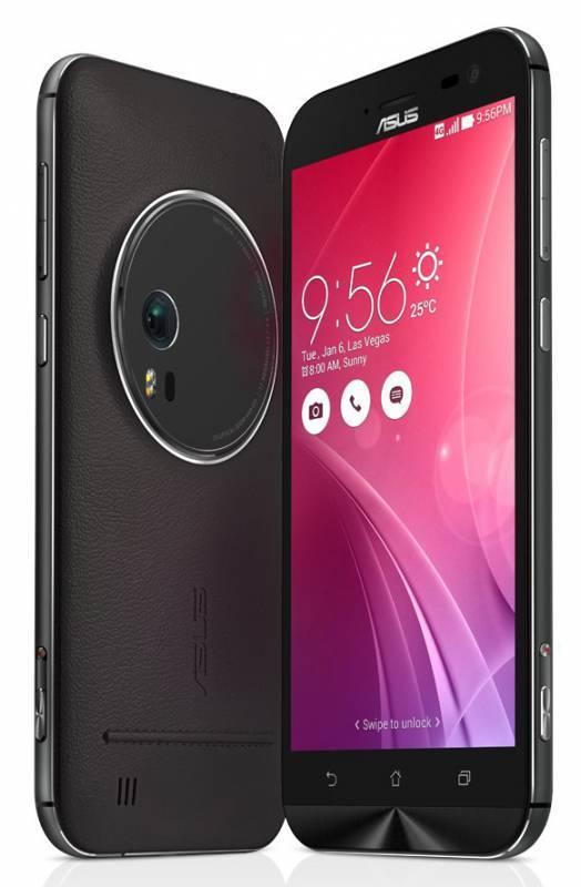 Смартфон Asus ZenFone Zoom ZX551ML 128ГБ черный - фото 4