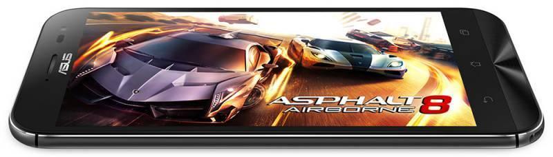 Смартфон Asus ZenFone Zoom ZX551ML 128ГБ черный - фото 5