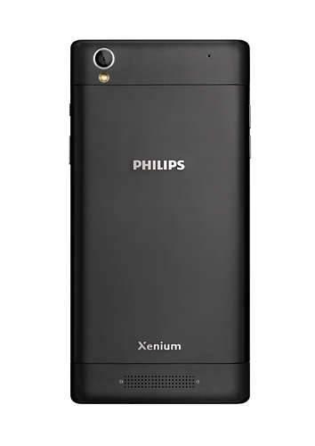 Смартфон Philips Xenium V787 16ГБ черный - фото 2