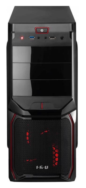 Компьютер IRU Home 321 черный - фото 2