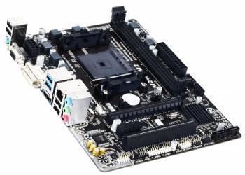 Материнская плата Gigabyte GA-F2A68HM-HD2 Soc-FM2+ mATX
