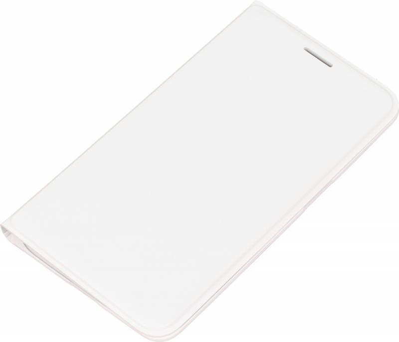 Чехол Samsung EF-WJ120P, для Samsung Galaxy J1(2016), белый (EF-WJ120PWEGRU) - фото 1