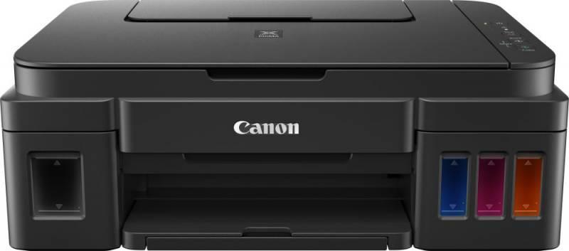 МФУ Canon Pixma G2400 черный - фото 1