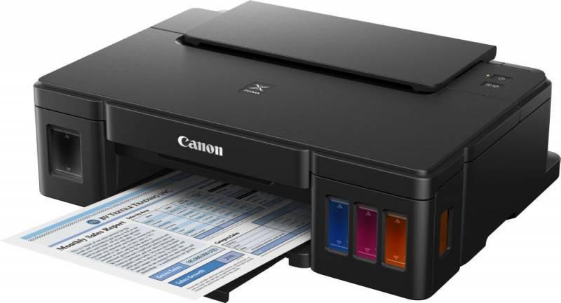 Принтер Canon Pixma G1400 черный (0629C009) - фото 2
