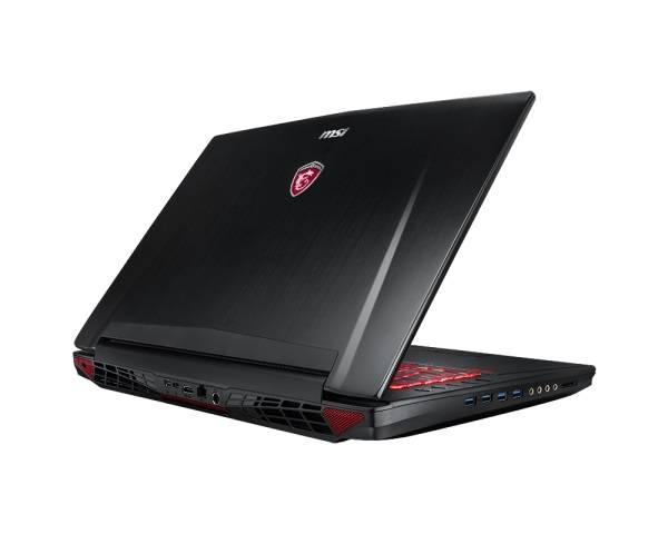 "Ноутбук 17.3"" MSI GT72 6QD(Dominator G)-844RU черный - фото 5"