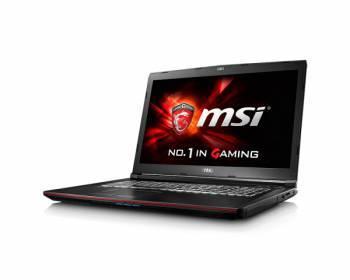 Ноутбук 17.3 MSI GP72 6QF(Leopard Pro)-274RU (9S7-179553-274) черный