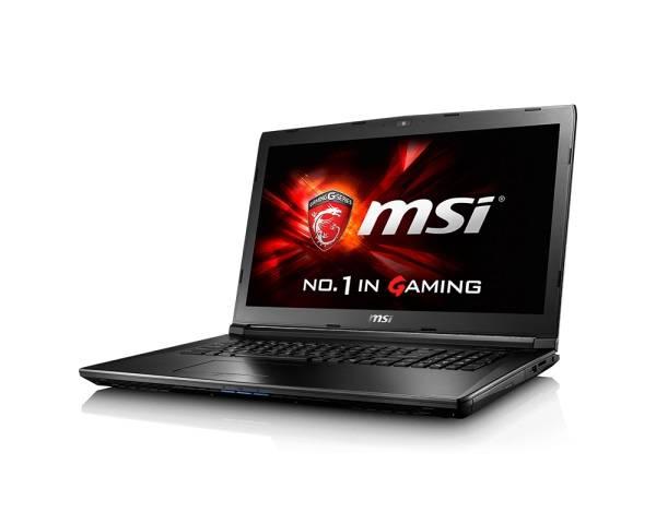 """Ноутбук 17.3"""" MSI GL72 6QD-005RU черный - фото 2"""