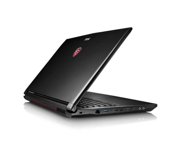 """Ноутбук 17.3"""" MSI GL72 6QD-005RU черный - фото 4"""