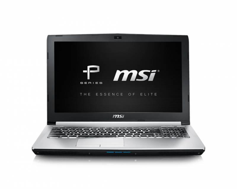 """Ноутбук 15.6"""" MSI PE60 6QD-424XRU серебристый - фото 1"""