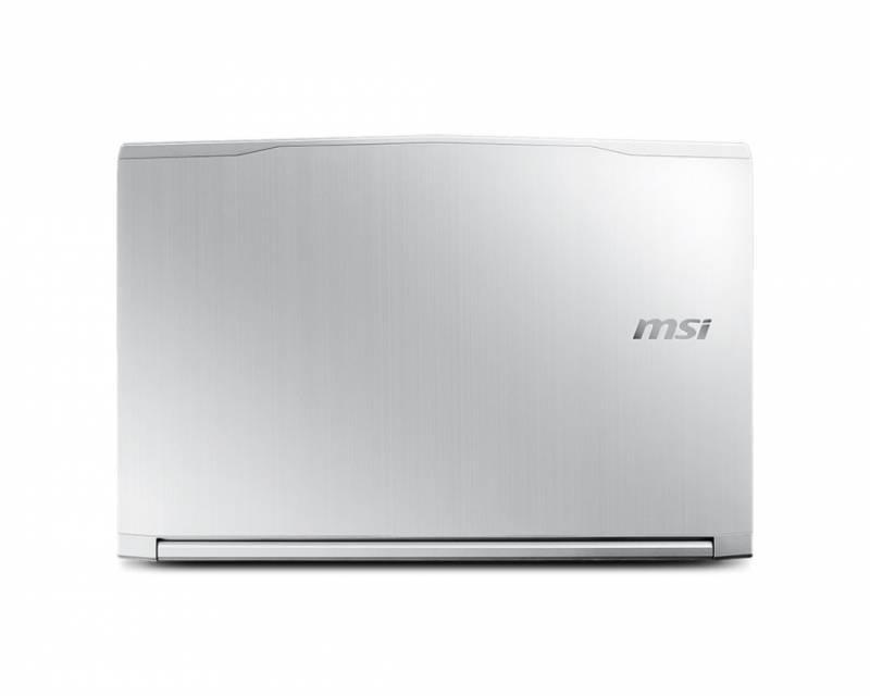 """Ноутбук 15.6"""" MSI PE60 6QD-424XRU серебристый - фото 2"""