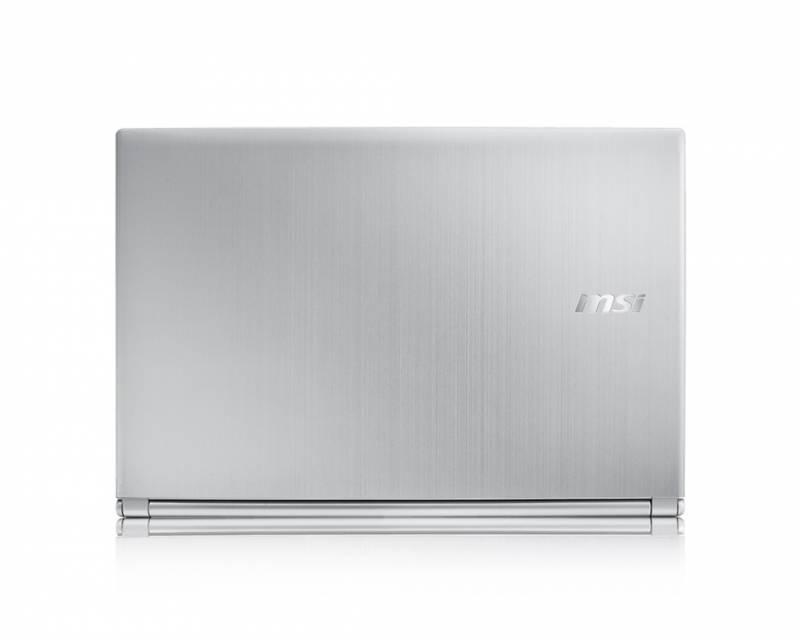 """Ноутбук 15.6"""" MSI PX60 6QD-027RU серебристый - фото 2"""