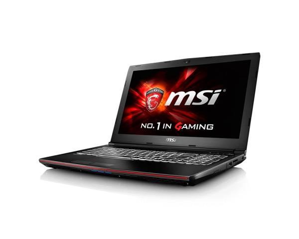 """Ноутбук 15.6"""" MSI GP62 6QF(Leopard Pro)-465RU черный - фото 2"""