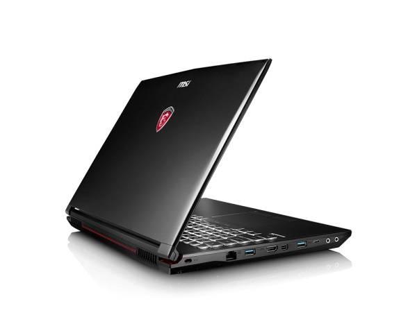"""Ноутбук 15.6"""" MSI GP62 6QF(Leopard Pro)-465RU черный - фото 4"""