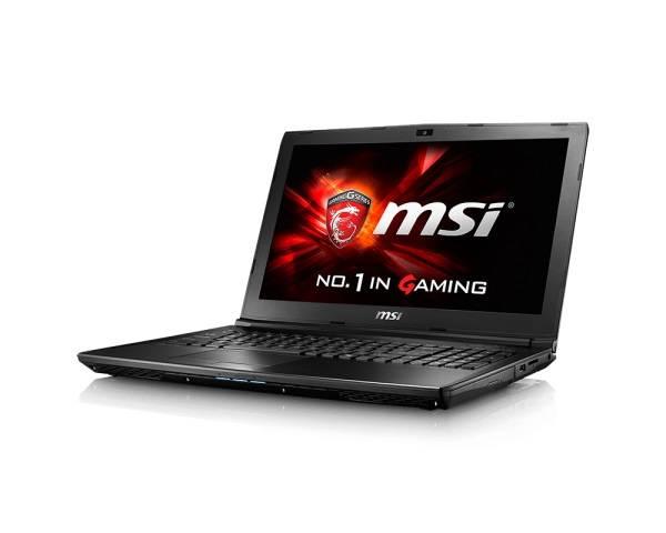 "Ноутбук 15.6"" MSI GL62 6QD-008XRU черный - фото 2"