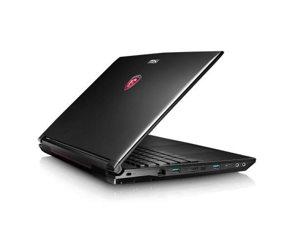 "Ноутбук 15.6"" MSI GL62 6QD-008XRU черный - фото 4"