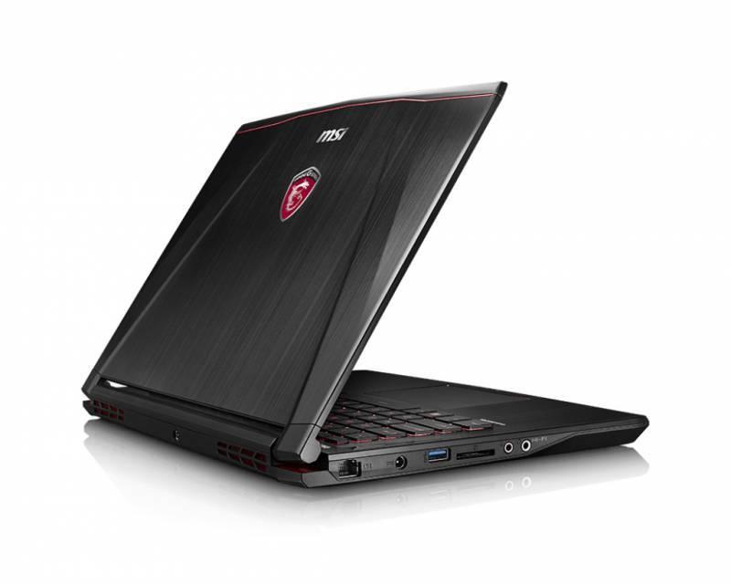 "Ноутбук 14"" MSI GS40 6QE(Phantom)-020RU черный - фото 3"
