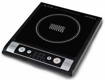 Плита электрическая Supra HS-700I черный (6831)