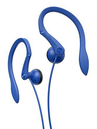 Наушники Pioneer SE-E511-L синий - фото 1