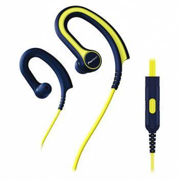 Наушники Pioneer SE-E711T-Y желтый / синий