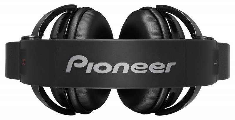 Наушники Pioneer HDJ-1500-K черный - фото 4