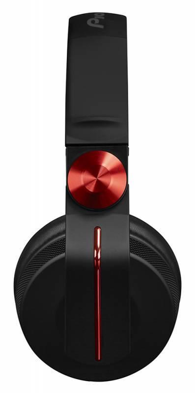 Наушники Pioneer HDJ-700-R красный/черный - фото 2