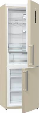 Холодильник Gorenje NRK6192MC бежевый