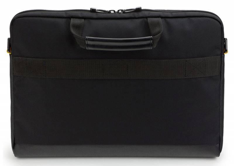 """Сумка для ноутбука 15.6"""" Targus TSS87409EU черный/желтый - фото 3"""