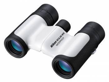 Бинокль Nikon Aculon W10 белый 10x (BAA847WB)