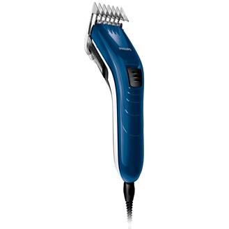 Машинка для стрижки волос Philips QC5126 / 15 синий