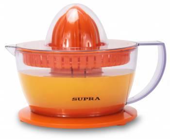 Соковыжималка цитрусовая Supra JES-1027 оранжевый (7059)