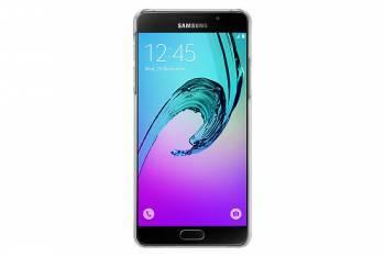 Чехол Samsung Slim Cover, для Samsung Galaxy A7 (2016), прозрачный (EF-AA710CTEGRU)