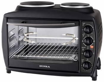 Мини-печь Supra MTS-322 черный