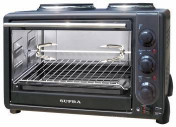 Мини-печь Supra MTS-342 черный