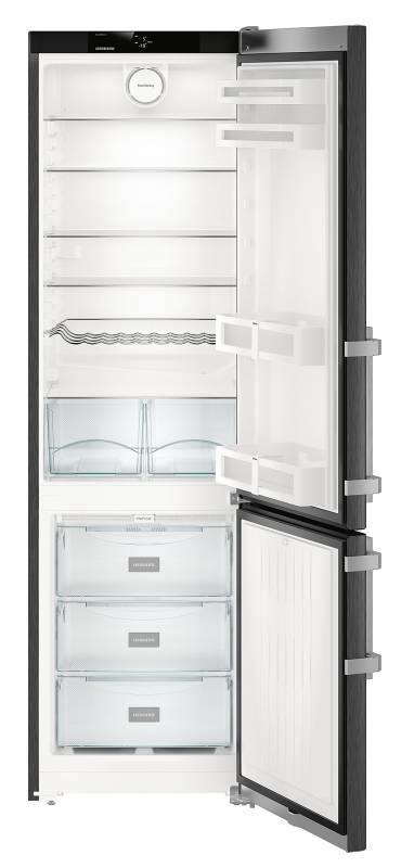 Холодильник Liebherr CNbs 4015 черный - фото 3